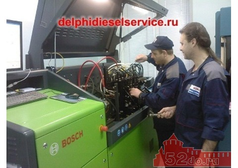 Ремонт насос форсунок Scania (скания) HPI, XPI, P, R, T