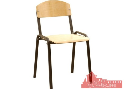 Стулья на металлическом каркасе, стулья изо, стулья оптом
