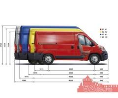 Продам цельнометаллический фургон - Peugeot Boxer