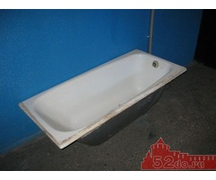 Вывоз чугунных ванн, батарей, плит от 50 кг