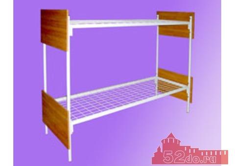 Кровати для турбаз, металлические кровати по доступным ценам