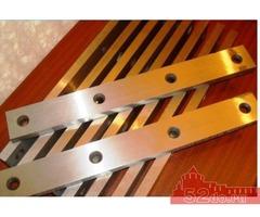 Ножи для дробилок, шредеров, роторов и гильотинных ножниц