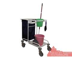 Тележка для уборки помещений в лечебных учреждениях!