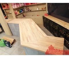Столы и столешницы из ценных и экзотических материалов