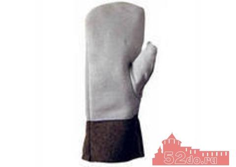 Вачега, рукавицы, СИЗ рук для особых условий труда.