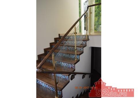 Лестницы под ключ