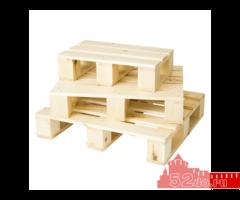 Изготовление и продажа деревянных поддонов (паллет)