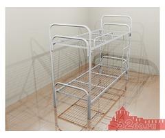 Мебель для рабочих, кровати с металлической сеткой
