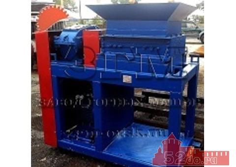 Шредер для промышленной переработки