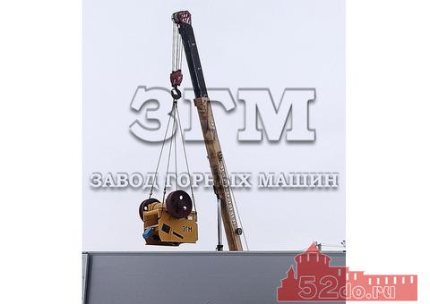 дробилка щековая СМД109А