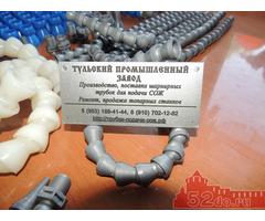 Модульные пластиковые трубки для подачи смазочно-охлаждающих жидкостей
