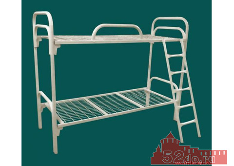 Тюремные кровати металлические оптом