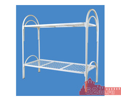 Кровати из металла надежной конструкции