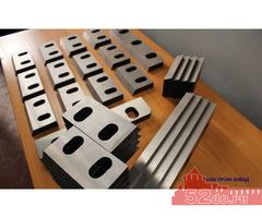 Продажа от завода ножи гильотинные 570 75 25мм, 570 75 27мм в наличии