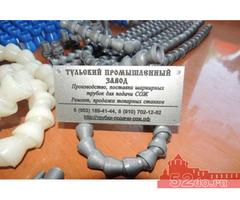 Продажа от Российского завода производителя шарнирные пластиковые трубки для подачи сож.