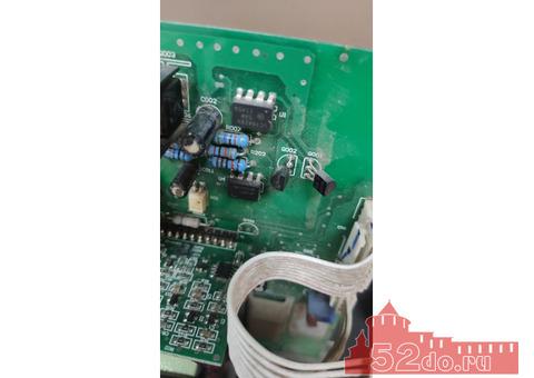 Ремонт и диагностика промышленной электроники