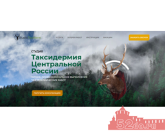 Студия – мастерская  «Таксидермия Центральной России»: - все виды таксидермических работ
