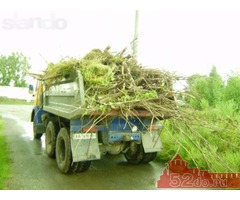 Погрузка и вывоз мусора