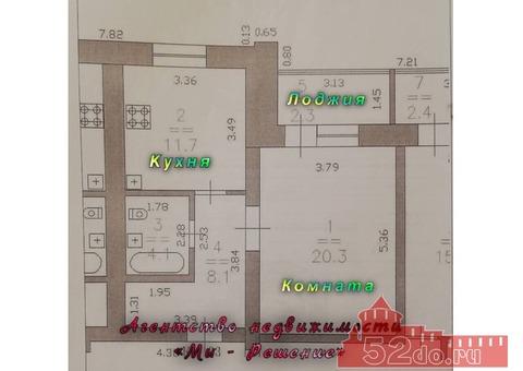Продаю отличную квартиру в Сормовском районе ул. Победная