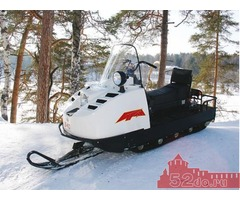 Комплект для сборки снегохода «Буран».
