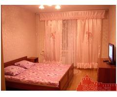 Сдаю на часы и сутки 1-комнатную квартиру на пр-те Ленина, 76
