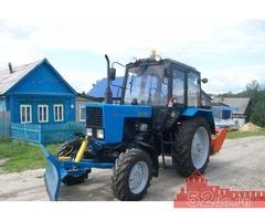 Трактор МТЗ_82.1 2015 года выпуска