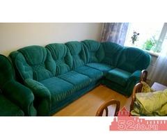Обивка, перетяжка и ремонт мягкой мебели и диванов