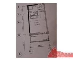 Продам квартиру -студию 23.7м2  в Микрорайоне Юг на берегу Оки от собственника