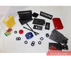Изготовление изделий из пластмасс, литье пластмасс от АО Радий
