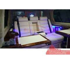 Комфортные сиденья для микроавтобуса