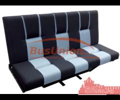 Автомобильный диван для монтажа в салон микроавтобуса