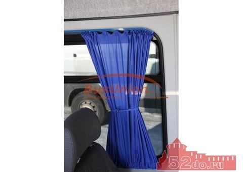 Шторки в микроавтобус Ивеко Дейли